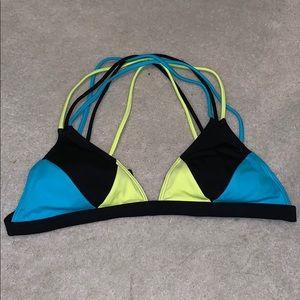 Victoria's Secret Criss-Cross Bikini Top